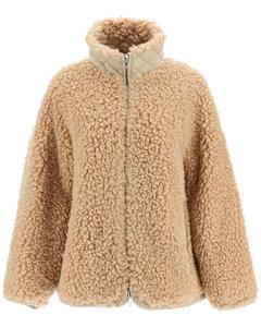 不对称缎面半身裙