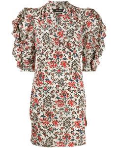 Farah Silk Dress