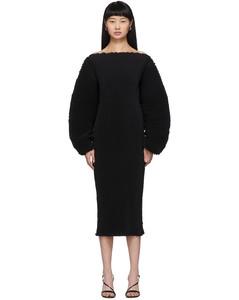 黑色Mia Vana连衣裙