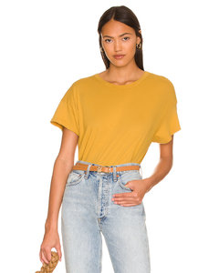 buckled fitted dress