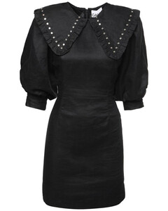 Light Linen Mini Dress