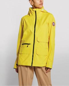 Hooded Pacifica Rain Jacket