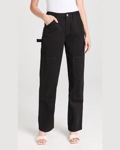Calcina wool-blend skirt