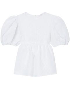 叠层衬衫裙