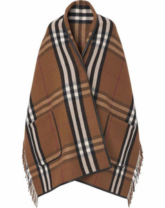 V-neck knitted dress