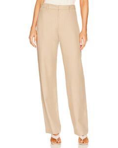 Kleid Annika in Black/Off-white