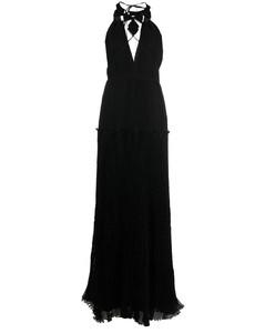 棕色Espera背心连衣裙