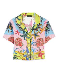 Mytheresa发售 — 蕾丝边饰中长连衣裙