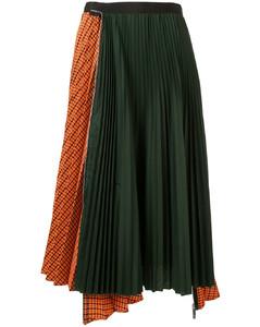 双层半身裙