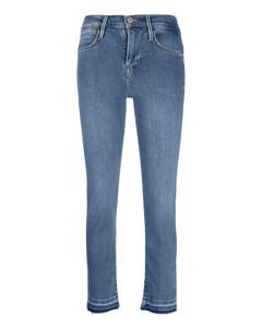 leopard faux fur skirt