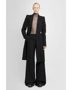 long-line pleated dress