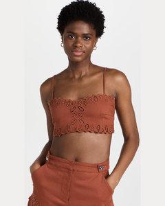 褶饰不对称半身裙