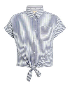 Patchwork floral print silk midi dress