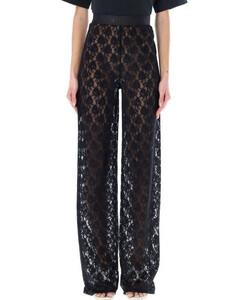 黑色弹性缎面连衣裙