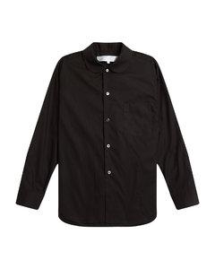 黑色Calvello连衣裙