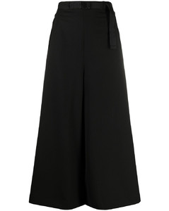 daisy-print trousers