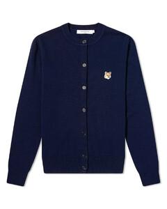 Black daisy-print chiffon top