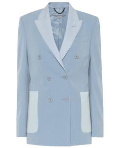 【万茜同款】羊毛西装式外套