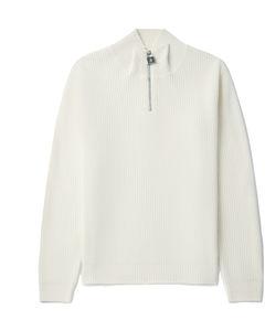 Crocus drape smocked skirt