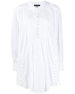【张雨绮同款】Yacolt button shirt dress