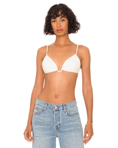 daisy print cotton T-shirt