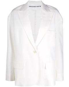 【张含韵同款】宽松超大款西装夹克