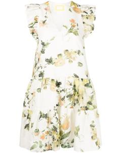 混搭风衣拼接半身裙