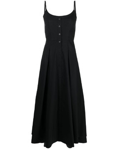 Shalimar embroidered midi-dress