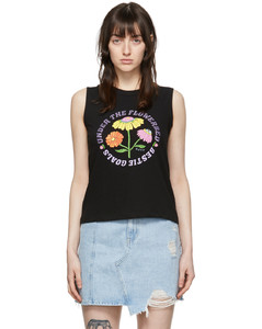 Lulu tie-neck floral-print cotton dress