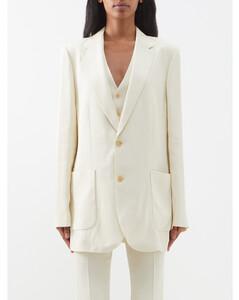 Inga Longsleeve top in Black/Grey/White