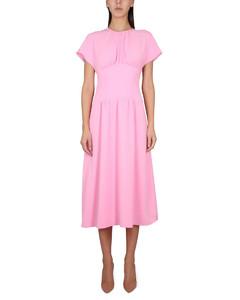 Oxford系带衬衫裙