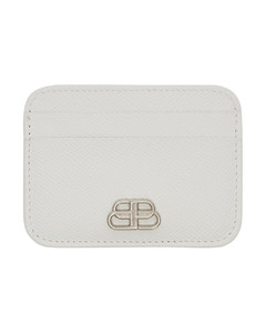 白色BB卡包
