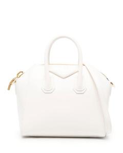 Women's embossed calf leather wallet in black