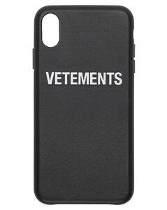 黑色iPhone XS Max徽标手机壳