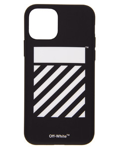 黑色Diagonal iPhone 11手机壳