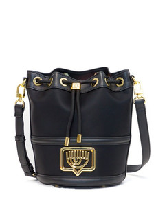 Pack Shot Dtm Backpack In Red Leather