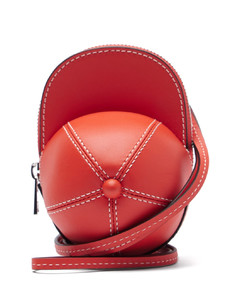 Nano Cap leather bag