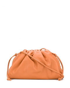 The Pouch Mini Leather Carryall