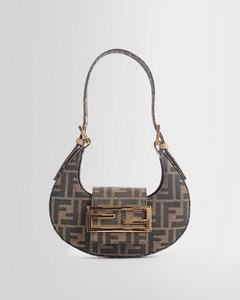Small Horseferry Print Quilted Raffia Lola Bag