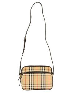 House-check Shoulder Bag