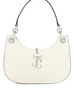 Varenne Hobo Small leather shoulder bag
