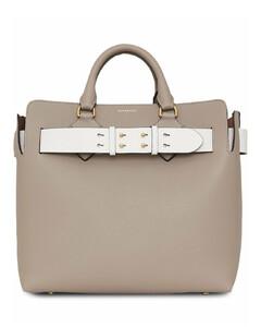 The Medium Leather Belt Bag