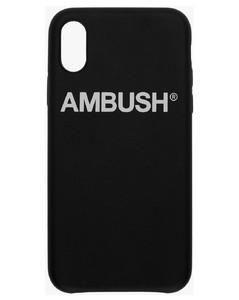 SSENSE发售黑色iPhone X徽标手机壳