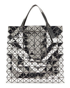 Lucent large PVC tote bag