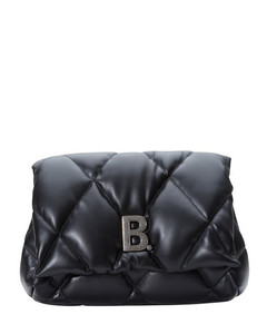 Touch medium leather bag