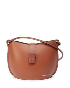 Medium Leather Title Bag
