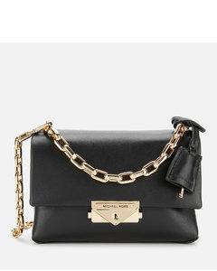Women's Cece XS Chain Cross Body Bag - Black