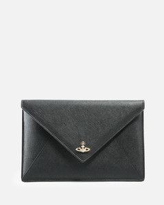 Jerry Bag In Black Leather