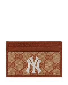 Original GG New York Yankees™贴花卡夹