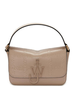 Women's Heritage Lock Mini Cross Body Bag - Black